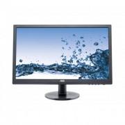AOC LED monitor Value E2460SD2 24\ LED TN FHD, 1ms, DVI, VGA, 250cdm2