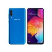 "Samsung Smartphone Samsung Galaxy A50 Sm A505f Dual Sim 128 Gb Octa Core 6.4"" Super Amoled 25 + 5 + 8 Mp 4g Lte Wifi Bluetooth Refurbished Blue"