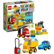LEGO DUPLO - My First Cars and Trucks Gear Apparel Toys, 2017 Christmas Toys