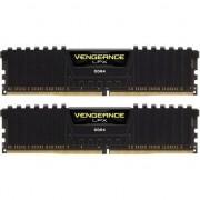 Memorie Corsair Vengeance LPX 8GB (2x4GB), DDR4 3000MHz, CL16, 1.35V, black, XMP 2.0