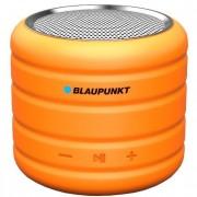 Boxa portabila Blaupunkt BT01OR, Bluetooth, FM radio, microSD, Orange