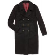 Blauer USA 1377 Dámský kabát M Černá