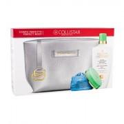 Collistar Special Perfect Body Deep Moisturizing Fluid confezione regalo fluido di idratazione profonda 400 ml + scrub corpo tonificante 150 g + trousse Piquadro donna