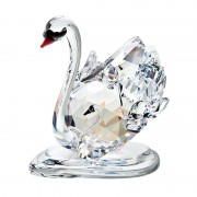Figurina cristal Preciosa - Beautiful Swan