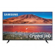 "Samsung Smart TV 55"" 55TU7072 4k UHD LED, 3840 x 2160, 2000 PQI, HDR 10+, Dolby Digital Plus, DVB-T2CS2, PIP, 3xHDMI, 1xUSB, LAN, Wireless, Bluetooth, Black"