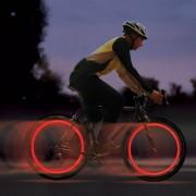 LED-lampa till däckventil på cykel/moped/bil (2-pack)