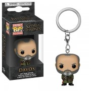 Davos (game Of Thrones) Funko Pop! Vinyl Keychain