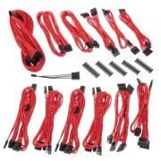 Kit cabluri modulare BitFenix Alchemy 2.0 BQT-DPP Series Red