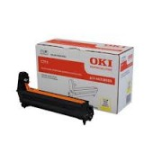 Original Oki 44318509 / C711N Drum Unit Yellow