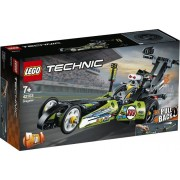 LEGO Technic: Dragster 42103, 7 ani+, 225 piese (Brand: LEGO)