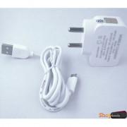 Intex Aqua Xtreme V COMPATIBLE ACTAUAL 2.0 Ampere Superfast Charging Wall Charger + Charging Cable