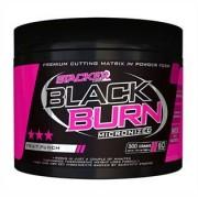 Stacker2 Europe Black Burn Micronized Fruit Punch, 300g.