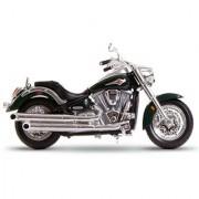Jain Gift Gallery Fresh Metal kAWASAKI VULCA 2000 - 118 Scale Diecast Motorcycle (Multicolor)
