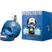 POLICE Police To Be To Be Tattoo Art for man Eau De Toilette 75 ml