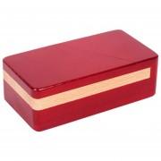 Juguete Rompecabezas De Caja Misteriosa 360DSC - Rojo