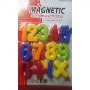 magnetic letters numbers set
