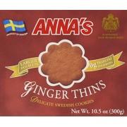 Anna's Galletas suecas delicadas de Anna, 10.5 onzas