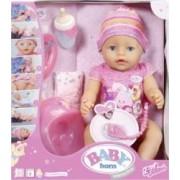 BABY born - Papusa interactiva Zapf