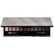 Luvia Gun Metallic Eyeshadow Palette - Timeless Smokey Shades Lidschattenpalette