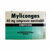 Johnson & Johnson Mylicongas 50 Compresse Masticabili 40mg