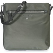 Michael Kors Women Casual Grey Nylon Sling Bag(Imported)