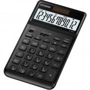 Stolni kalkulator Casio JW-200SC Crna Zaslon (broj mjesta): 12 solarno napajanje, baterijski pogon (Š x V x d) 109 x 11 x 184 mm