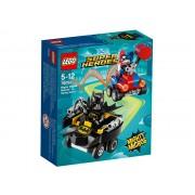 MIGHTY MICROS BATMAN CONTRA HARLEY QUINN - LEGO (76092)