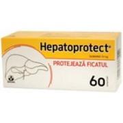 Hepatoprotect Biofarm 60cpr