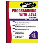 Schaum's Outline of Programming with Java (Hubbard John R.)(Paperback) (9780071420402)