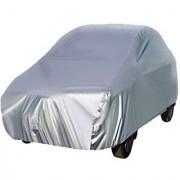 Autoplus car cover for Maruti Suzuki Zen Estilo Car Body Cover Silver Color.