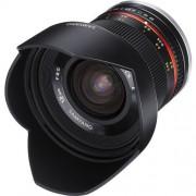 SAMYANG 12mm F/2.0 NCS CS - SONY - INNESTO E - NERO - 4 ANNI DI GARANZIA