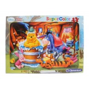 Puzzle Winnie the Pooh 15 piese Clementoni