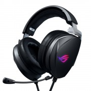 HEADPHONES, ASUS ROG Theta Electret, 7.1Ch, Gaming, Microphone, Black