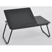 Laptop asztalka több színben fekete 9300800