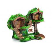Căsuța din copac, machetă 3D Djeco