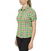 Schöffel Los Angeles UV overhemd en blouse korte mouwen Dames groen 2016 Overhemden korte mouw