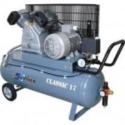 kompresor piestový PRESS-HAMMER Classic 17-2/50 - 285 ltr/min, 2,2 kW, 230V, vzdušník 50 LTR