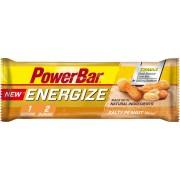 PowerBar Energize Sportvoeding met basisprijs Salty Peanut 55g beige/geel 2018 Sportvoeding
