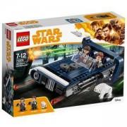 Конструктор Лего Стар Уорс - Han Solos Landspeeder, LEGO Star Wars 75209