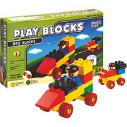 Virgo Toys Play Blocks Car Set