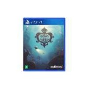 Jogo Mídia Física Song Of The Deep Para Playstation 4 Ps4