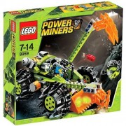 Lego Power Miners 8959 Claw Digger (197pcs)