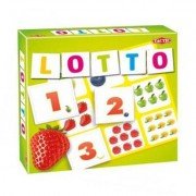 Lotto Numbers and fruits (Tactic - spel och brädspel 52677)