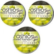 mix box green combo pack of 3 infinity hair wax for men