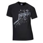 Rock You T-Shirt Space Man Bass L