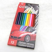 Autós színesceruza
