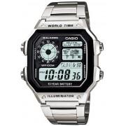 Ceas barbatesc Casio Standard AE-1200WHD-1A Digital 10-Year Battery Life