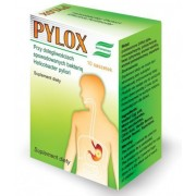 Pylox - Suplement diety przy Helicobacter Pylori