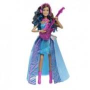 Barbie Poupée Barbie Rock et Royales - Erika