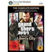 Grand Theft Auto IV Complete Edition /PC